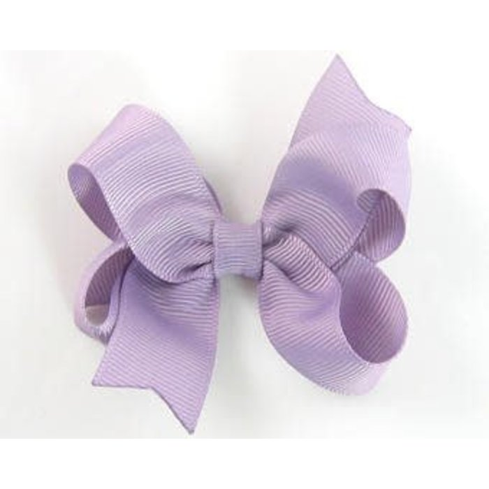 Small Light Purple Hair Bow