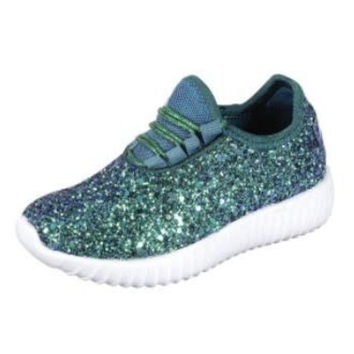 Remy Tennis Shoes - TEAL