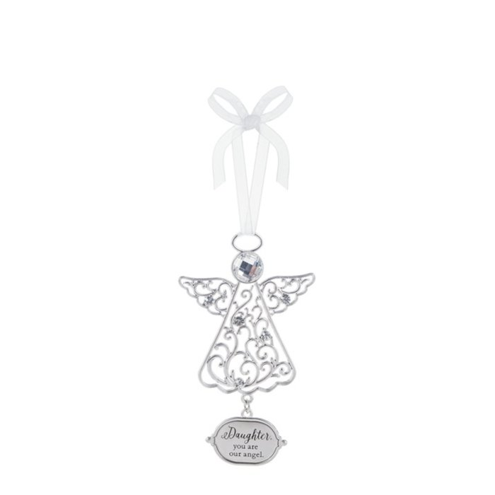 Daughter You Are Our Angel Ornament