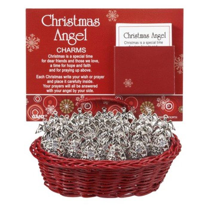 Christmas Angel Charms