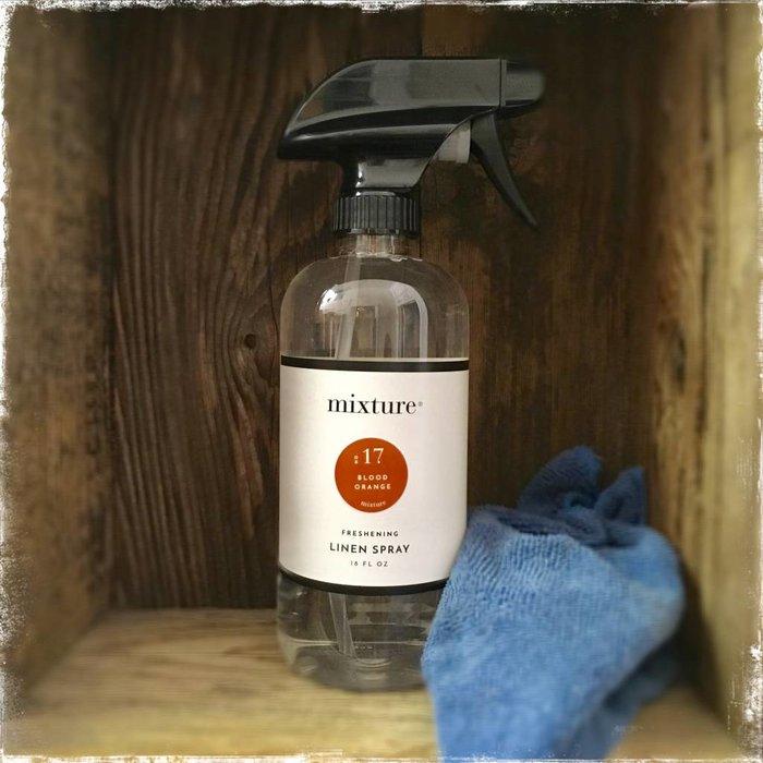 Mixture No 17 Blood Orange 18 oz Linen Spray