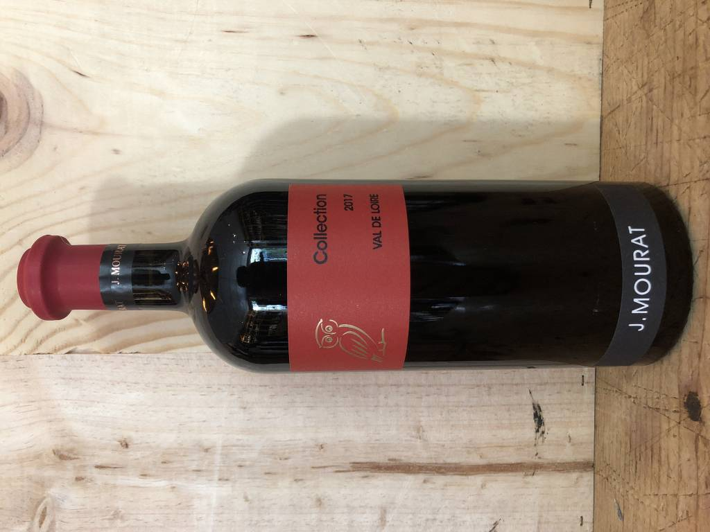 J. Mourat, Fiefs Vendéens Rouge Collection 2017 (750ml)