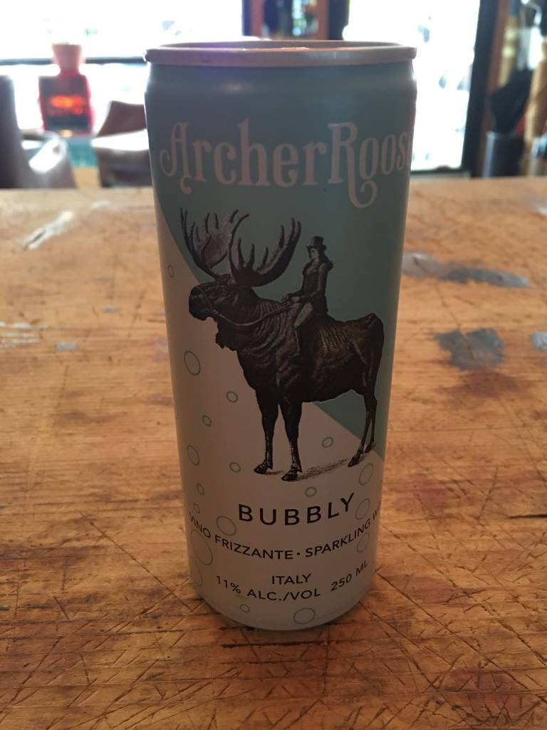 Archer Roose Bubbly (250ml Can)