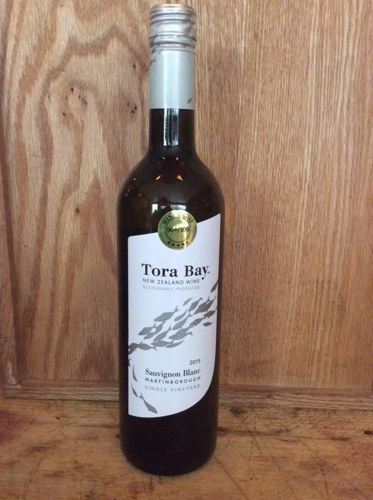 Tora Bay Martinborough Sauvignon Blanc 2017 (750ml)