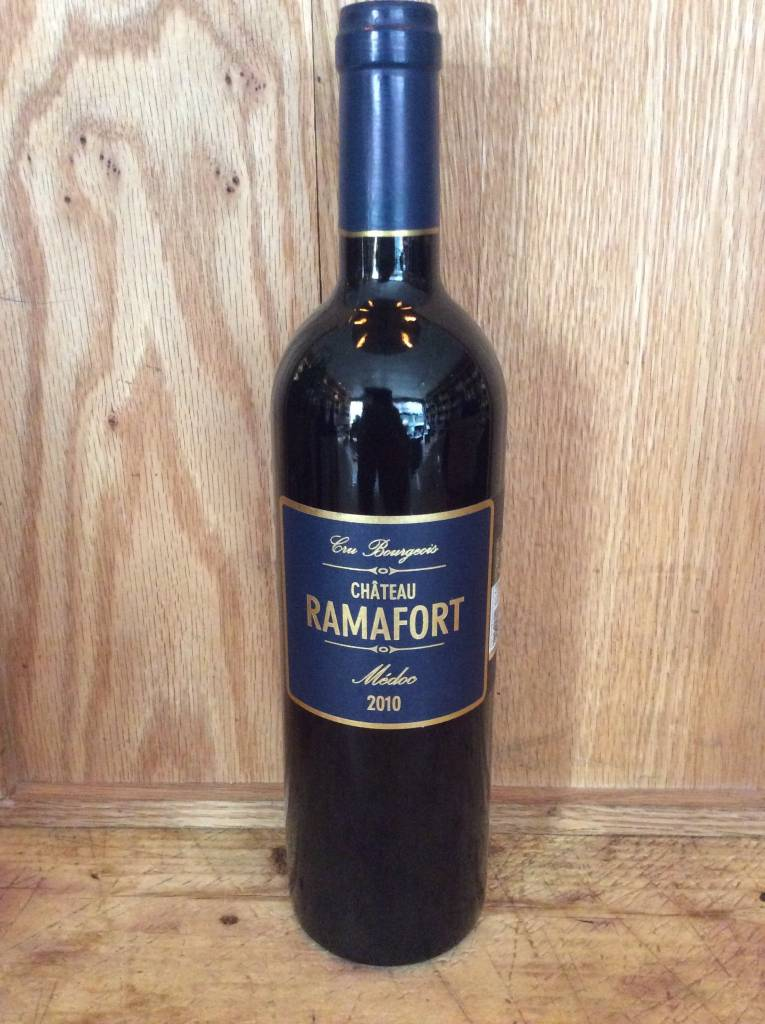Chateau Ramafort Medoc 2010 (750ml)