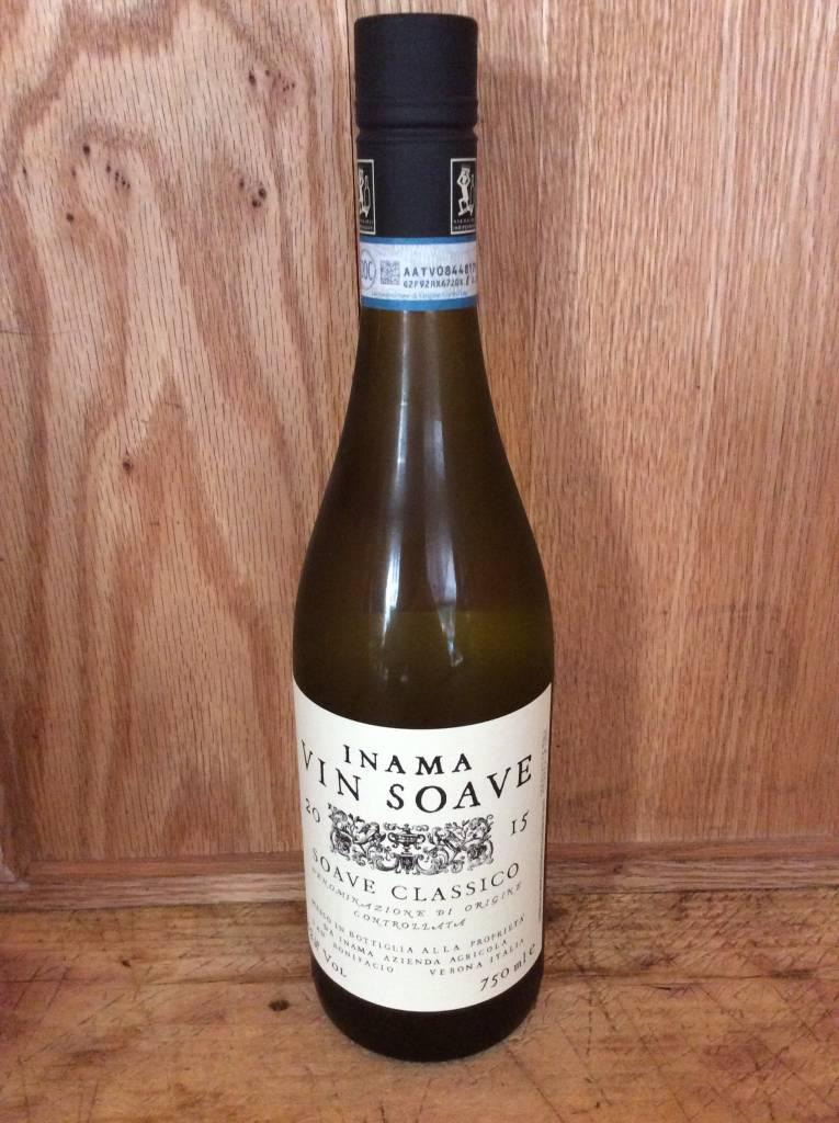 Inama Soave Vin Soave Classico 2018 (750ml)