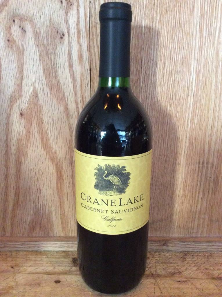 Crane Lake California Cabernet Sauvignon 2015 (750ml)