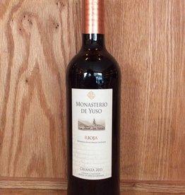 Monasterio de Yuso Rioja Crianza 2014 (750ml)