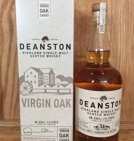 Deanston, Virgin Oak Highland Single Malt Scotch Whisky (750ml)