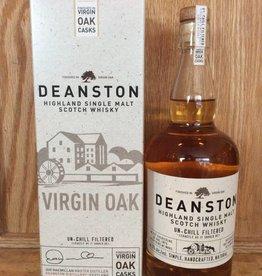 Deanston, Virgin Oak Highland Single Malt Scotch Whisky (750ml)