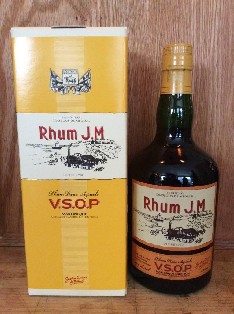 Rhum J.M. VSOP (750ml)