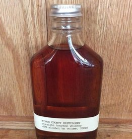 Kings County Straight Bourbon Whiskey (200ml)