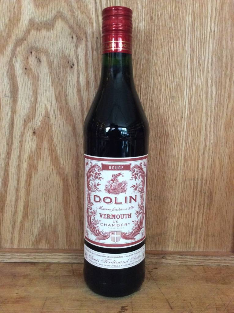 Dolin Red Vermouth (750ml)