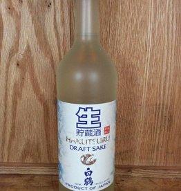 Hakutsuru Draft Sake (720ml)