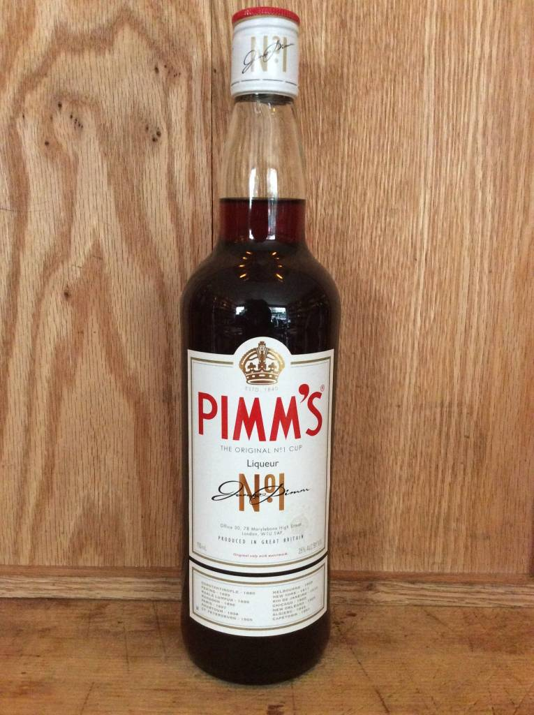 Pimm's Cup No. 1 (750ml)