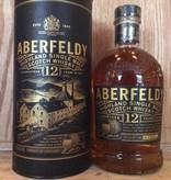 Aberfeldy 12 Yr Highland Single Malt Scotch (750ml)