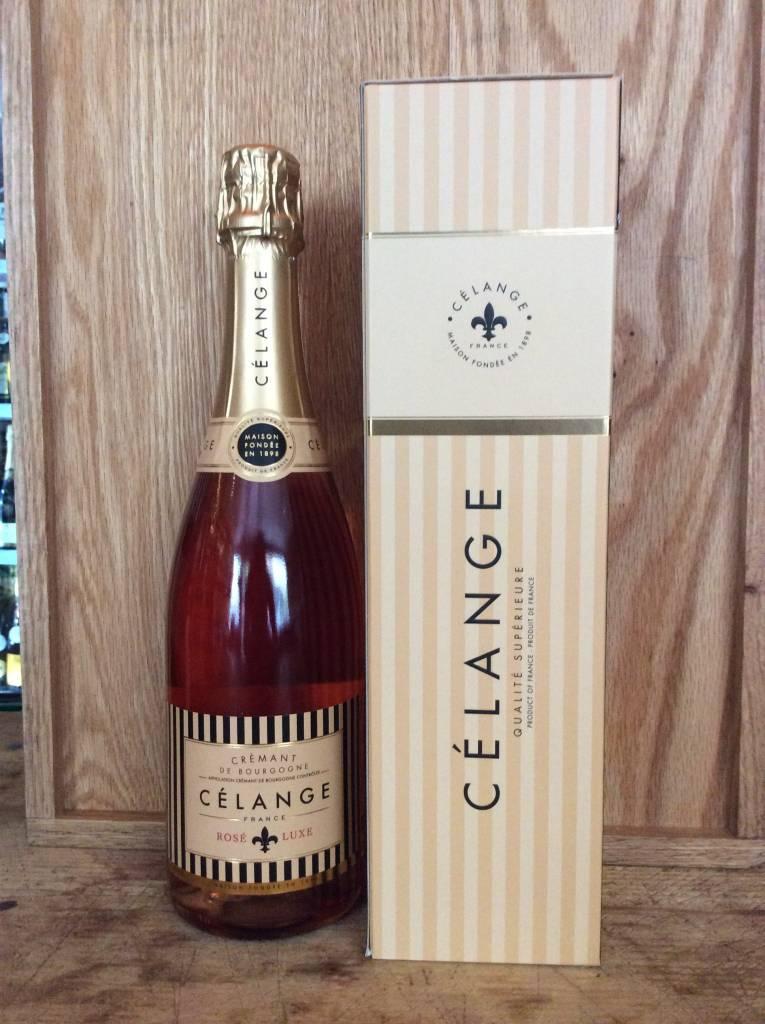 Celange Cremant Rose Luxe NV (750ml)