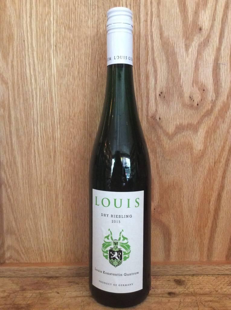 Weingut Louis Guntrum, Riesling Dry 2017 (750ml)