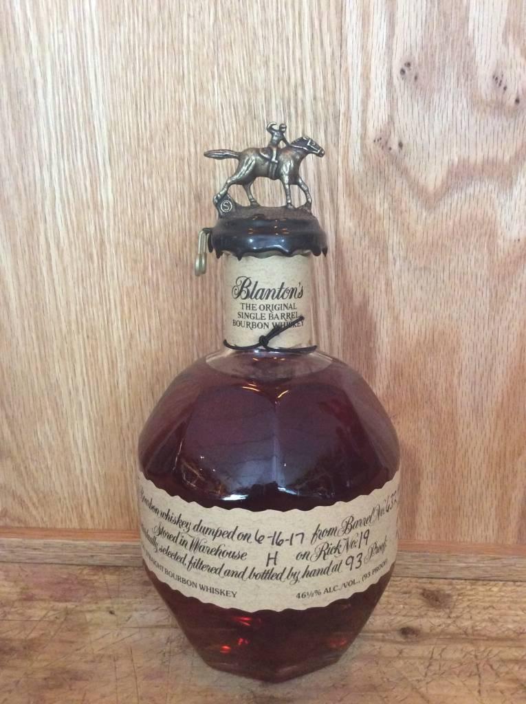 Blanton's Single Barrel Bourbon (750ml)