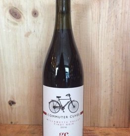 Grochau Cellars, Pinot Noir Commuter Cuvée Willamette Valley 2017 (750ml)