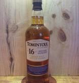 Tomintoul 16 Yr Single Malt Scotch Whisky (750ml)