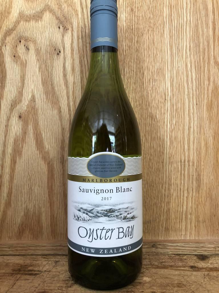 Oyster Bay Marlborough Sauvignon Blanc 2017 (750ml)