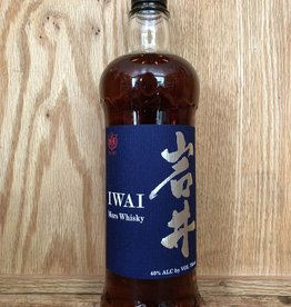 Shinshu Mars Distillery, Iwai Japanese Whisky (750ml)