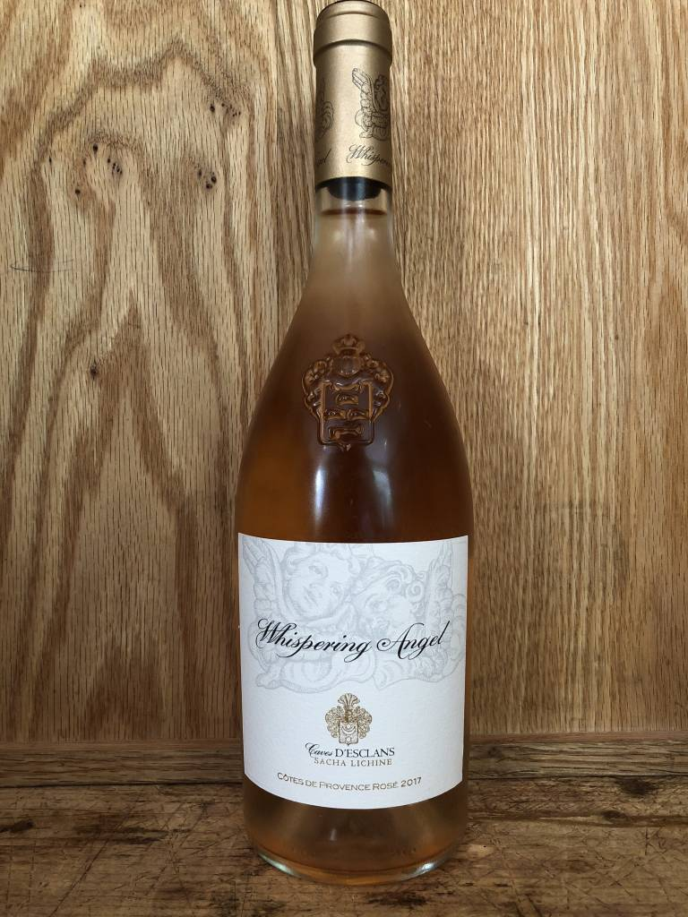 "Caves D'Esclans ""Whispering Angel"" Cotes de Provence Rose 2017 (750ml)"