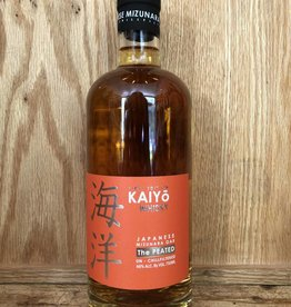 Kaiyo The Peated Japanese Mizunara Oak (750ml)
