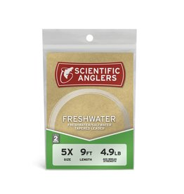 Scientific Anglers Scientific Anglers Freshwater Leader - 9'