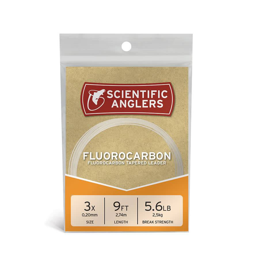 Scientific Anglers Scientific Anglers Fluorocarbon Leaders - 9'