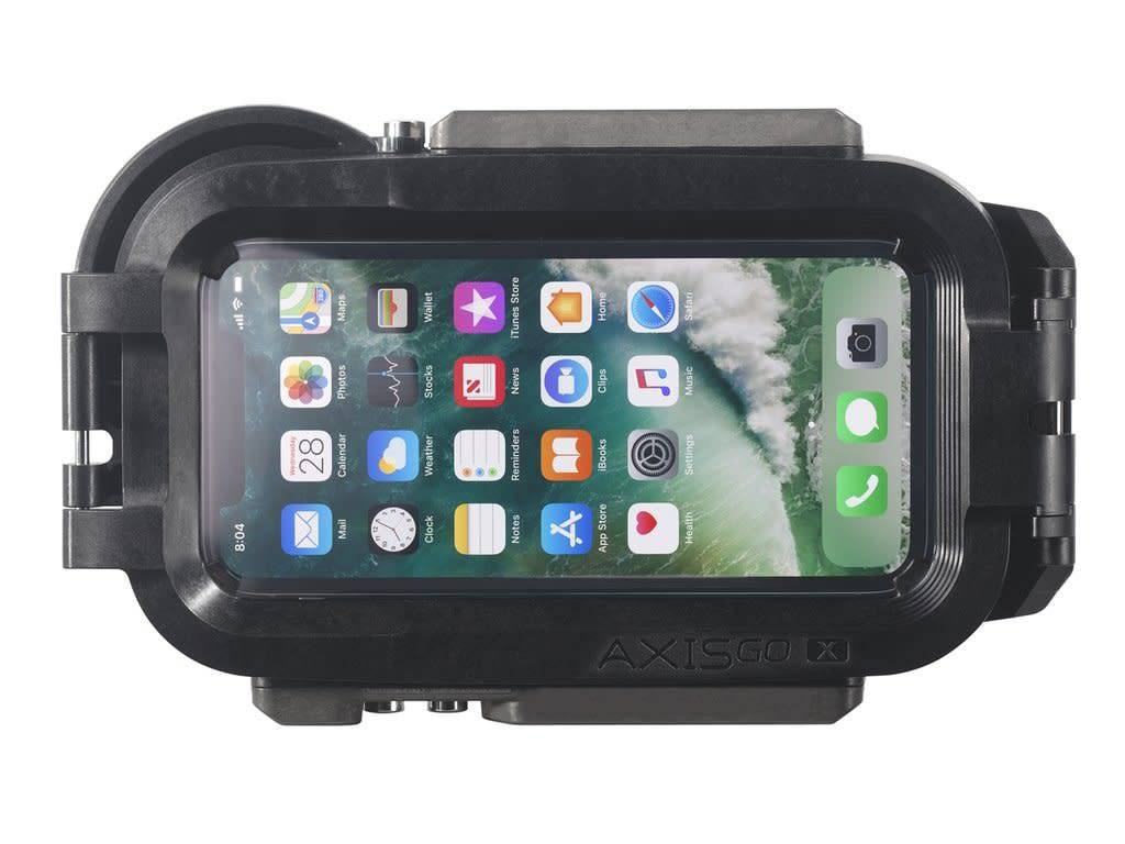AxisGO AxisGo Water Housing for iPhone XS/X