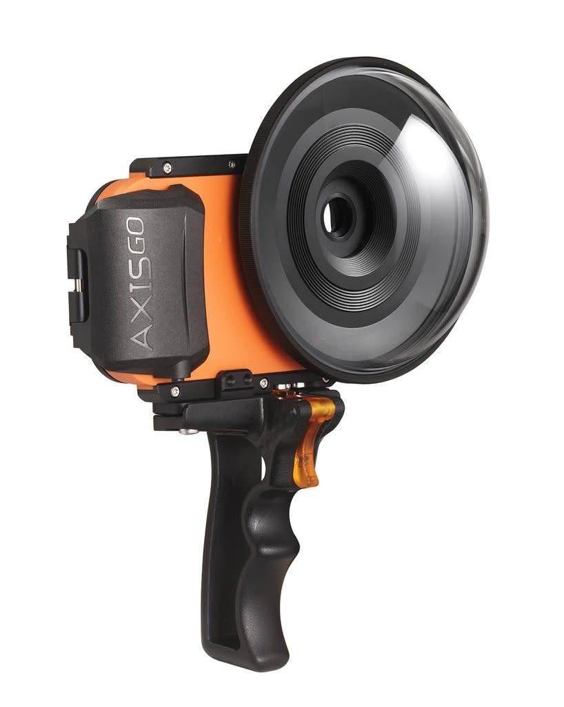 """AxisGO AxisGO 6"""" Dome Lens Port"""