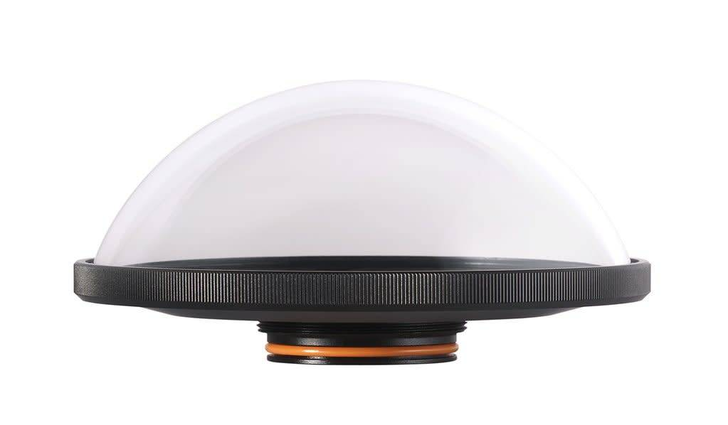 "AxisGO AxisGO Ultra Wide Lens Port 6"" Dome MK II"