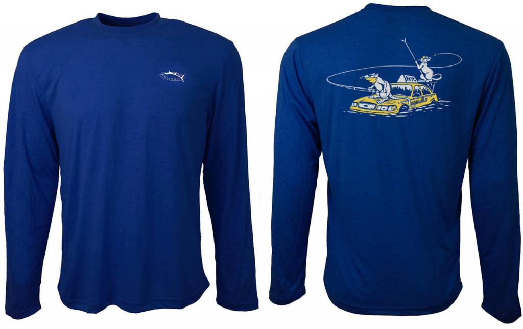 Urban Shop Rats Bluefin Tech Tee