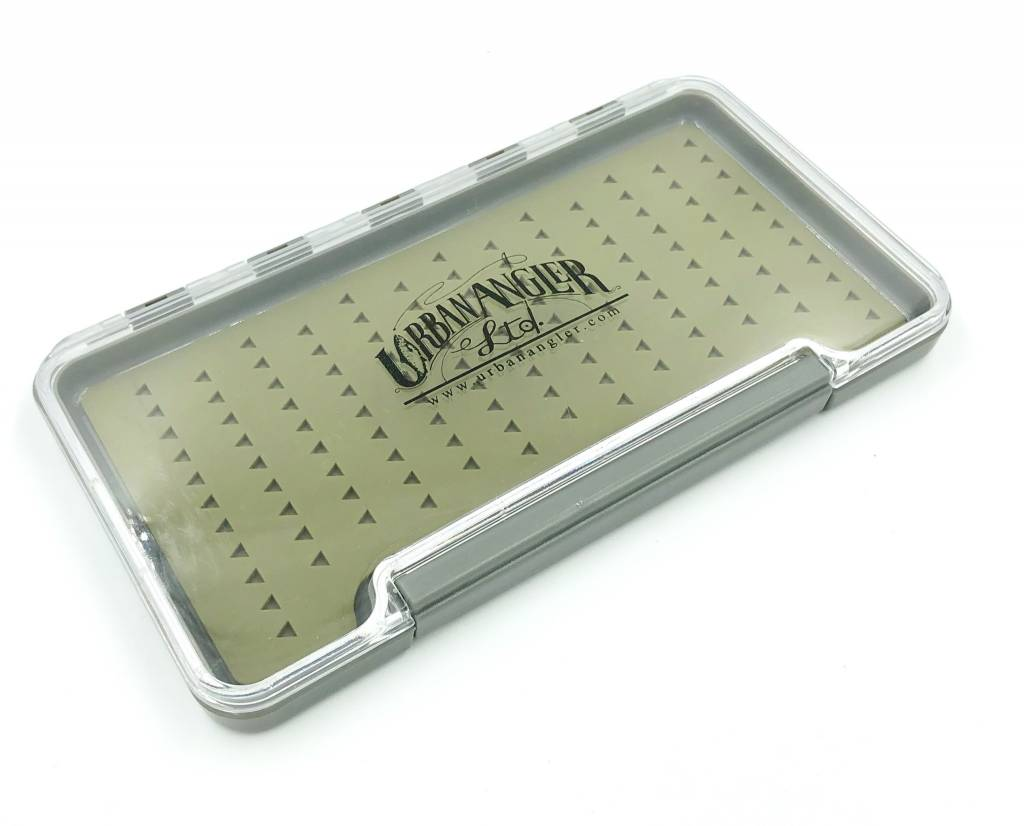 Urban Angler UA Thin Waterproof Box Silicon Clear - Large