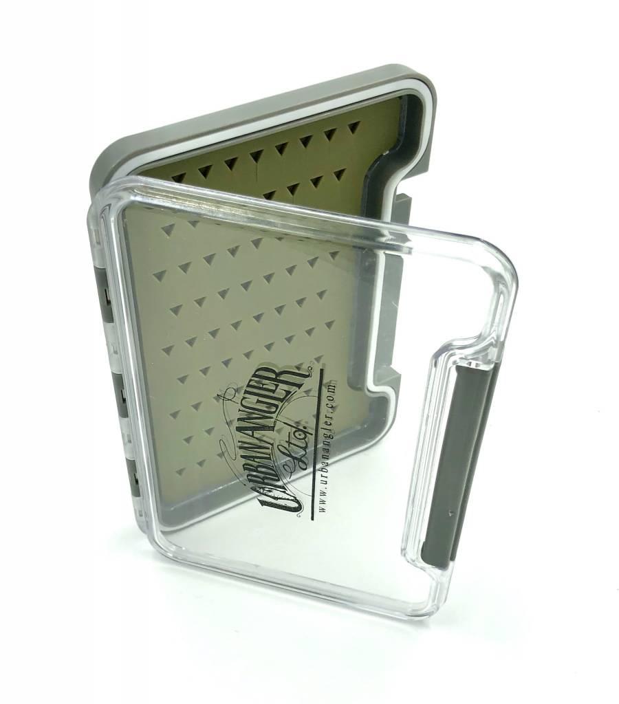 Urban Angler UA Thin Waterproof Box Silicon Clear - Medium