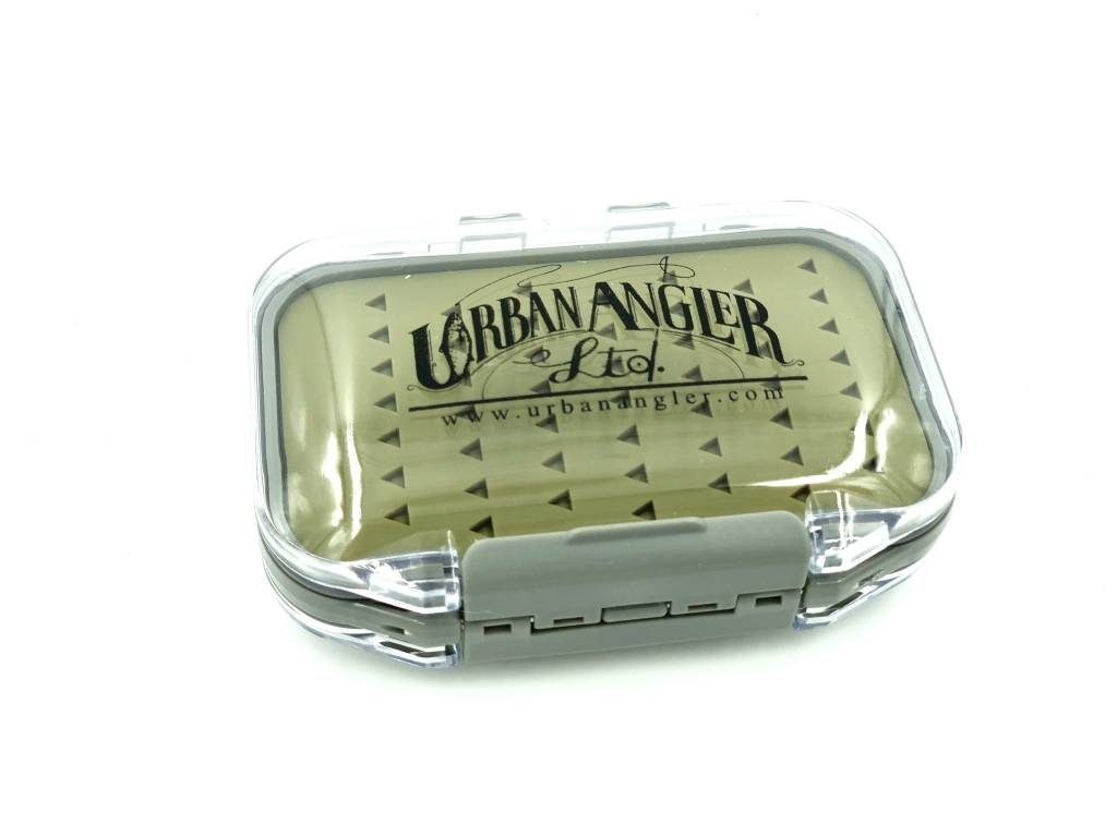 Urban Angler UA Small Waterproof Box Silicon Clear