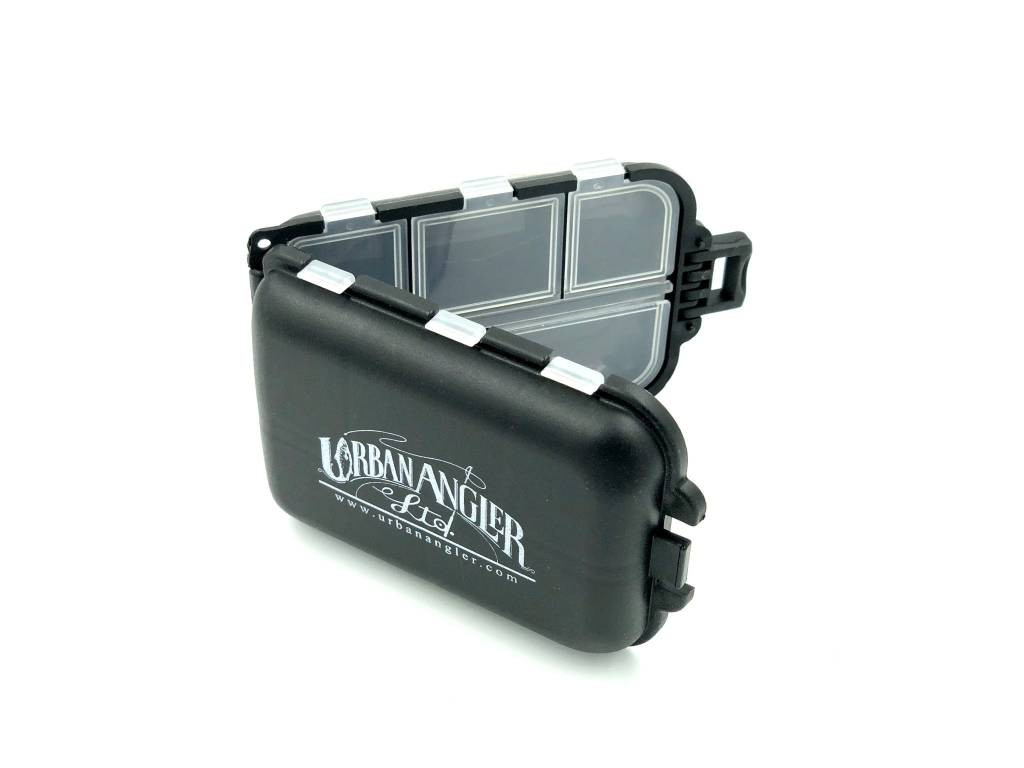 Urban Angler UA Pocket Compartment Box Black - Small