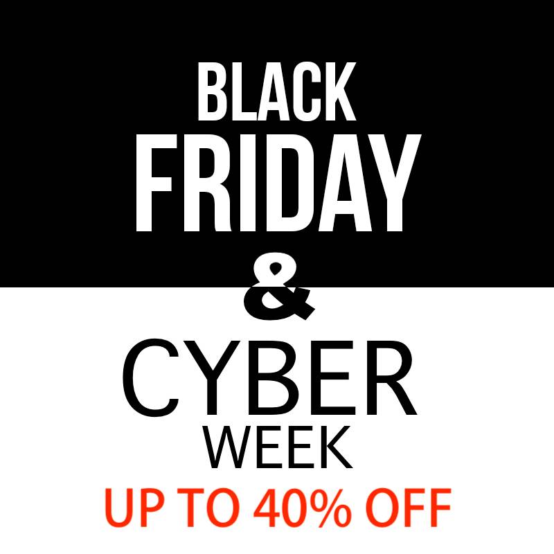 Black Friday - Cyber Monday Sales