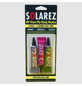 Solarez Solarez Fly Tie 3pk