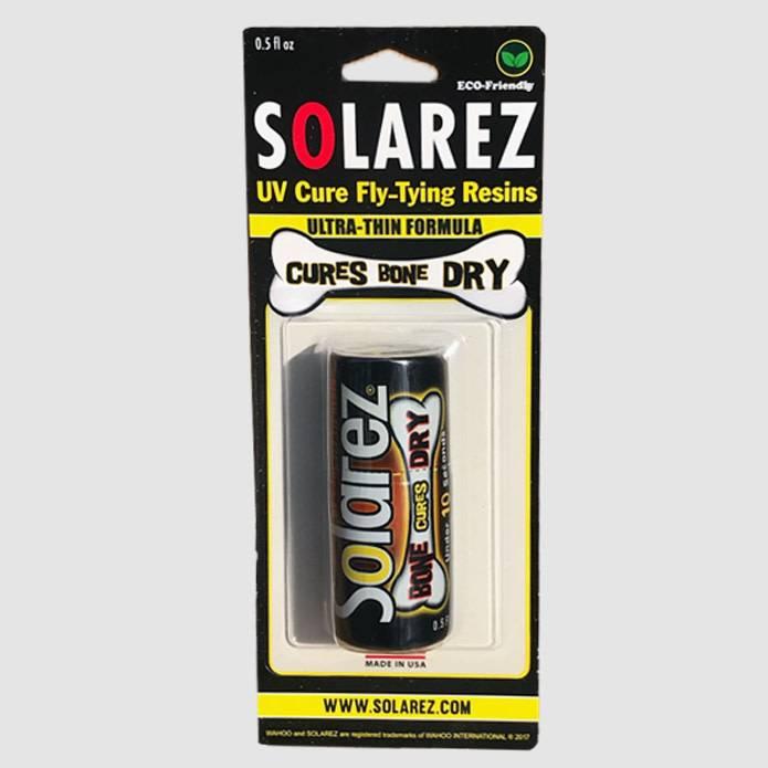 Solarez Solarez Fly-Tie UV Resin Bone Dry Ultra Thin 0.5oz - Clear