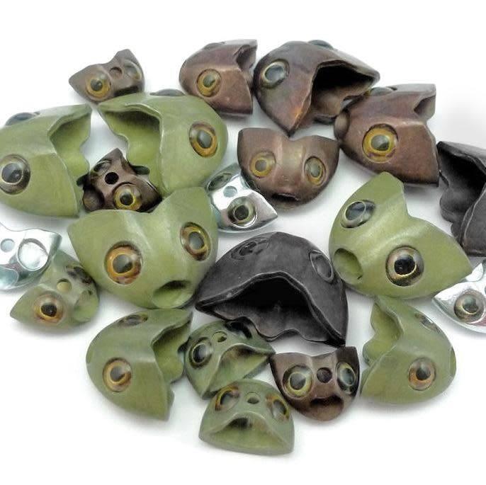 Fish Skull Sculpin Helmet