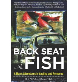 Henry Hughes Back Seat with Fish by Henry Hughes