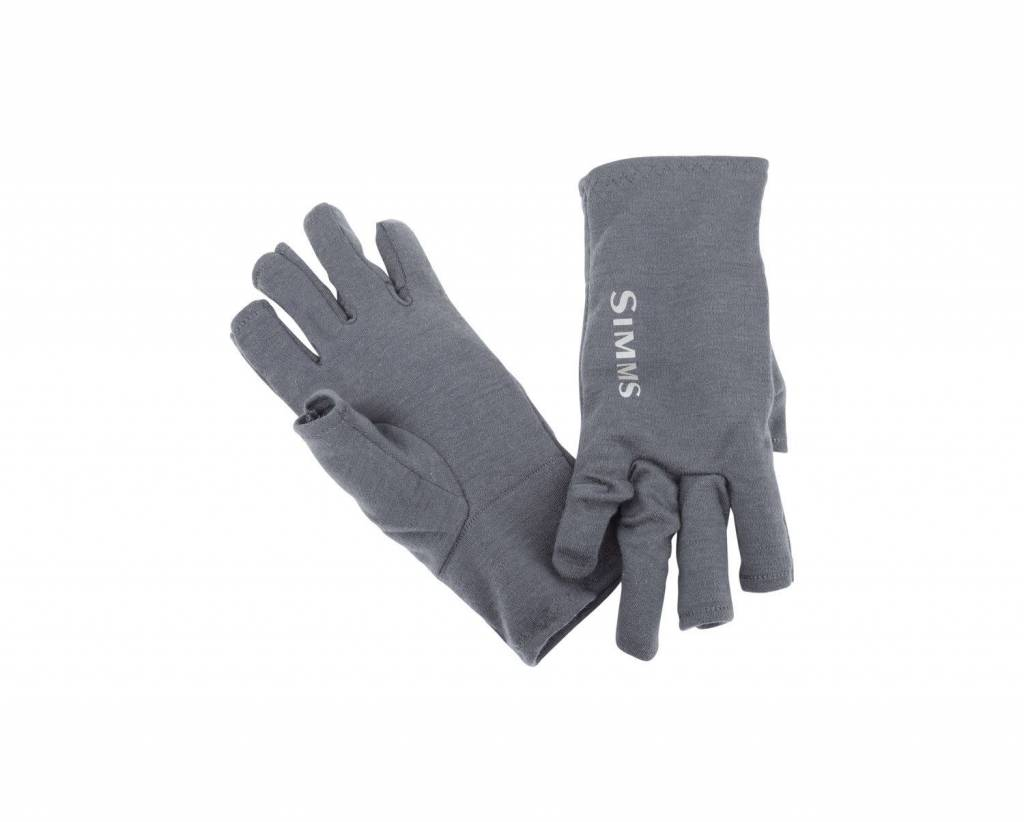 Simms Simms Ultra-Wool Core 3-Finger Liner