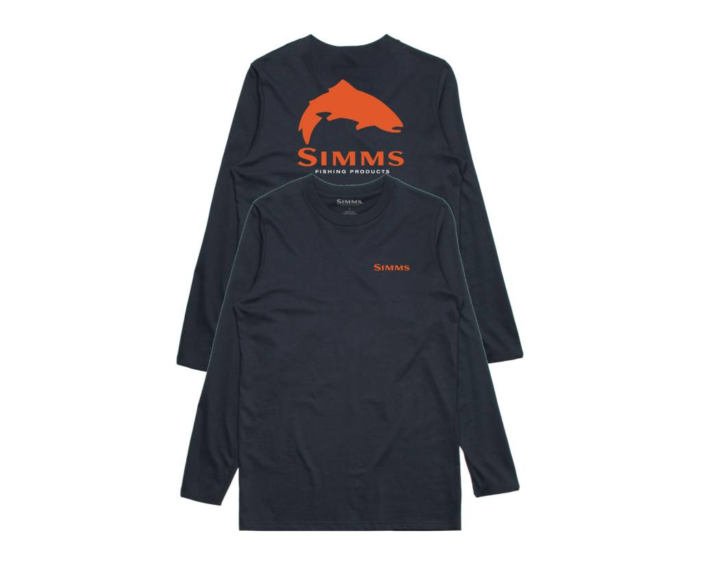 Simms Simms Trout Tech Tee (Long Sleeved)