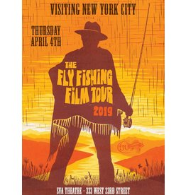 Urban Angler NYC Fly Fishing Film Tour Ticket - 2019