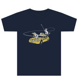 Urban Angler Urban Shop Rats Logo T-Shirt
