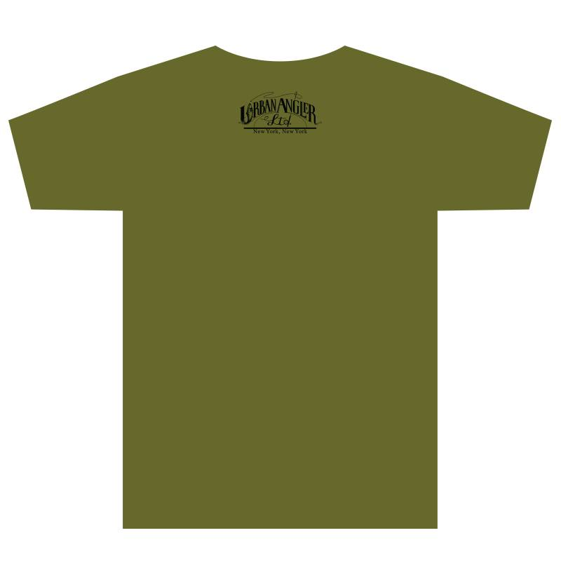 Urban Angler Evolved Logo T-Shirt