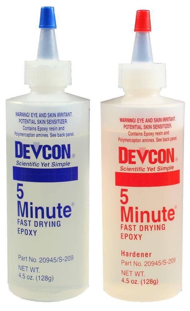 Devcon Epoxy